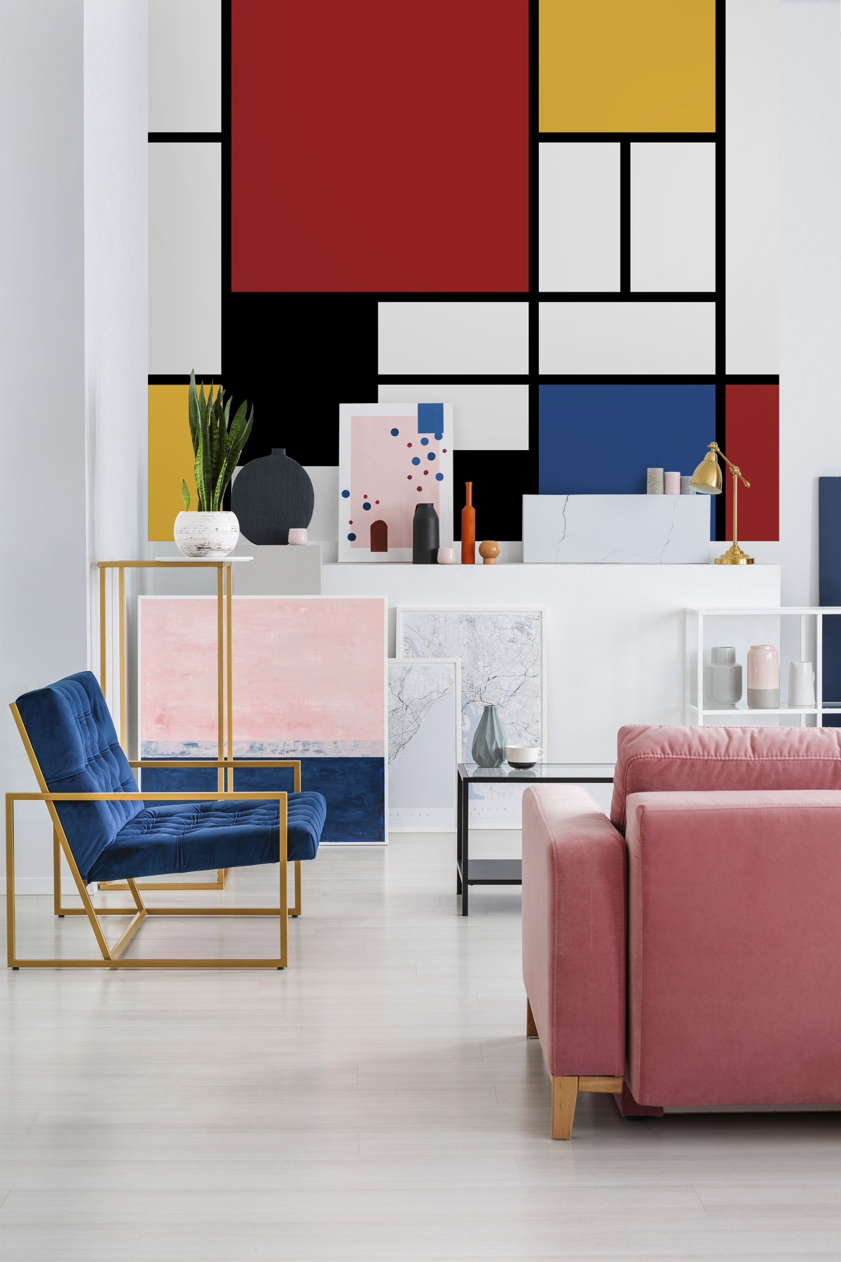 Mondrian by ARCHITECTOR